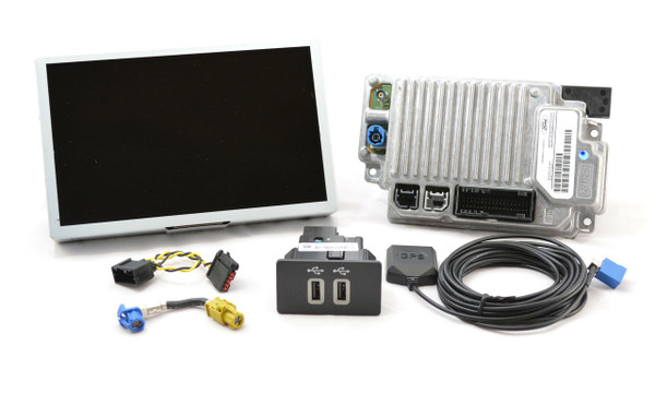 2015 Ford Explorer SYNC 3 Retrofit Kit for MyFord Touch Vehicles - Kit Contents