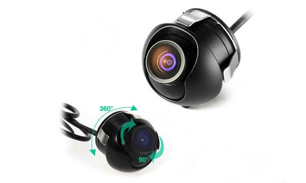 Universal Mount Camera