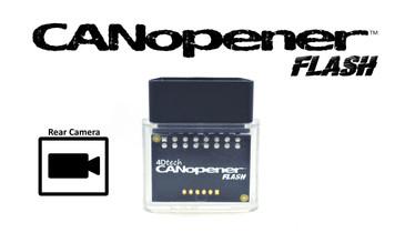 "CANopener™ Flash Backup Camera Programmer (4"") - Kit"