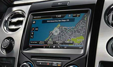 "13-14' Ford F150 4"" --> 8"" Touchscreen Conversion w/ SYNC 2"