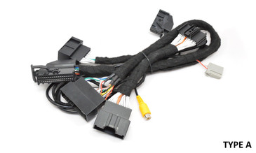 "4"" to 8"" PnP Conversion Harness for SYNC 2 & 3"