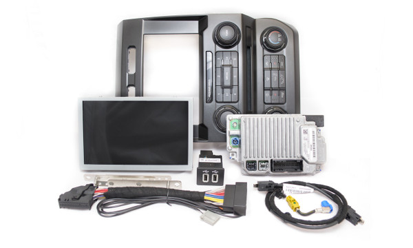 "2018 Ford F150 SYNC 3 Retrofit Kit for 4"" SYNC Equipped Vehicles"