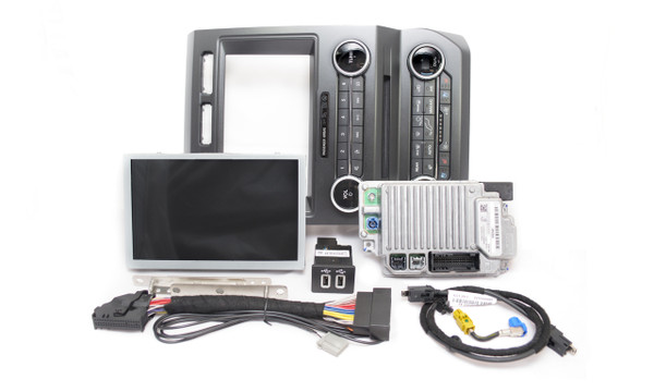 """2018 Ford Expedition SYNC 3 Retrofit Kit for 4"""" SYNC Equipped Vehicles"""