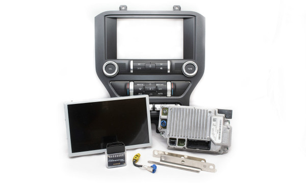 2019 Ford Mustang SYNC 3 Retrofit Kit for SYNC Vehicles - Kit Contents
