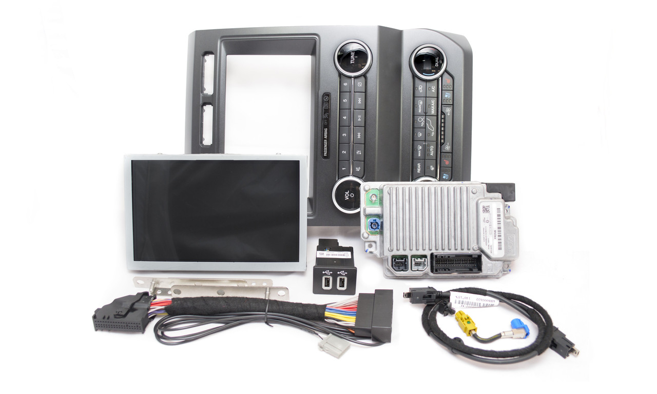 """2019 Ford Expedition SYNC 3 Retrofit Kit for 4"""" SYNC Equipped Vehicles"""