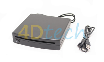 Universal Add-On USB CD Player for Ford and Lincoln Vehicles