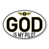 Proudly display this magnet on your vehicle to show you faith and belief in God.  Let everyone know that you allow God to guide your life.  This is a great fundraising item for churches.
