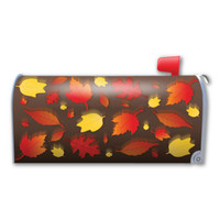 Falling Leaves Mailbox Cover Magnet