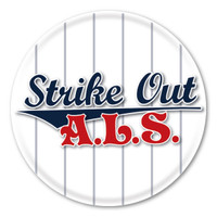 Strike Out ALS Circle Button