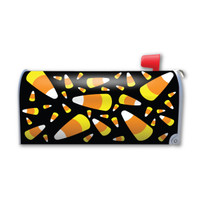 Candy Corn Mailbox Cover Magnet