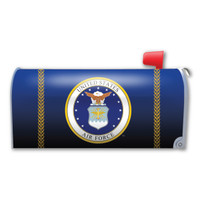Air Force Seal Mailbox Cover Magnet