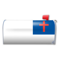 Christian Flag Mailbox Cover Magnet