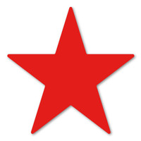 Red Star Magnet