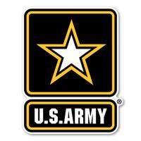 Army Star Logo Magnet
