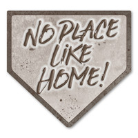 Homeplate Magnet