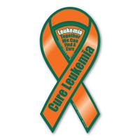 Cure Leukemia 2-in-1 Ribbon Magnet