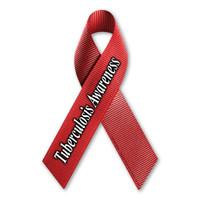 Tuberculosis Awareness Ribbon  Magnet