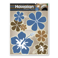 Give a tropical look to your car with these Hawaiian car magnet designs. They'll liven up your vehicle, and look great anywhere!