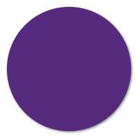 Purple Polka Dot Magnet