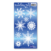 Snowflakes Pack Decal