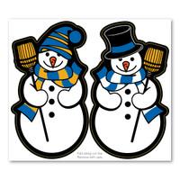 Snowmen 2-in-1  Magnet