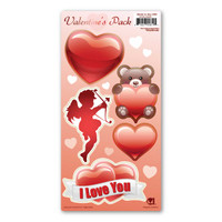 Valentine's Day Pack Magnet