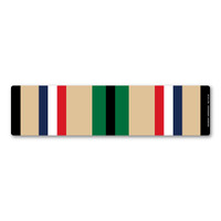 Desert Storm Service Ribbon Bar Magnet