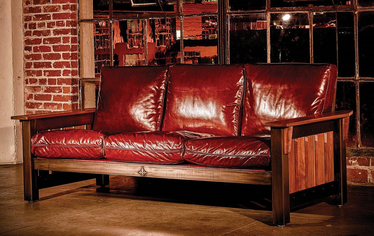 American Fabhouse Craftsman Sofa