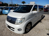 2005 Nissan Elgrand 2.5L Highway Black Half Leather (#3534)