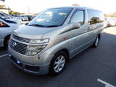 2003 Nissan Elgrand V6 3.5L Highway Star Premium(#2040)