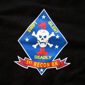 1st Recon Bn t-shirt