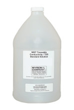 Zero Ion System Calibration Solution 1 Gallon (Includes NIST Certificate of Calibration)