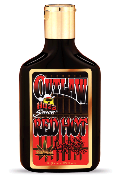 Outlaw Red Hot 6xxx Plus Tingle Tanning Lotion 9oz