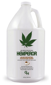 Hemperor Coconut Shea Moisturizer Gallon