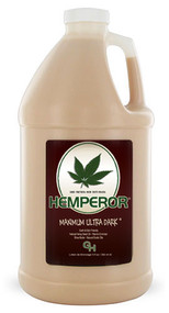 Hemperor Maximum Ultra Dark Tanning Lotion 64oz