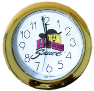 Hoss Sauce Wall Clock