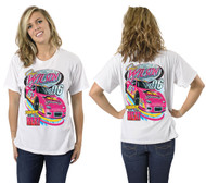 "Angie Wilson ""Turning Up The Heat"" T-Shirt White 2XL"