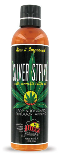 Silver Strike Tanning Lotion 8oz