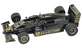 1:43 Kit.  Lotus Renault T94 Euuropean GP 1983 De Angelis Mansell