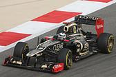 1:43 Kit.  Lotus Renault T20 Bahrain GP 2012 Raikkonen Grosjean