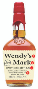 Personalized Whisky labels (Maker's Mark Style)