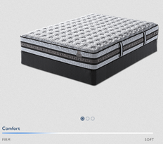Serta iSeries Vantage Firm Mattress Firmness level