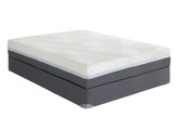 Cool Reflections 10 Gel Memory Foam Mattress 100% USA Made