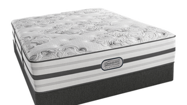 Shop one of the best values available, the Platinum Brittany Plush mattress found exclusively at Mattress By Appointment.