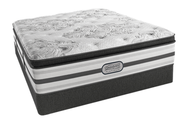 8778fca94f52d The all new exclusive Beautyrest Platinum Gabriella plush pillow top  mattress is highly rated.
