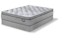 Tamron Super Pillow Top Mattress