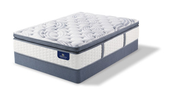 Perfect Sleeper Delevan Plush Super Pillow Top mattress