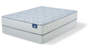 Sertapedic Carterson Firm Mattress & Alverson Firm Mattress