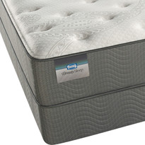 Simmons BeautySleep Alexander Heights Plush Mattress Set