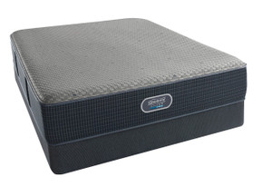 Simmons BeautyRest Silver Hybrid Mattress Sale Crisp Point Luxury Firm